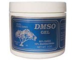 DMSO 90% Gel Unfragranced 4 Oz