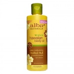 Alba Botanica Kukui Nut Massage Oil 8.5 Oz