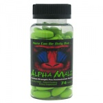 ALPHA MALE 74 TABLETS