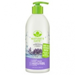 Nature's Gate Body Wash Lavender 18oz