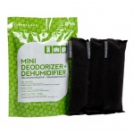 Ever Bamboo Mini Deodorizer + Dehumidifier 3pk