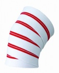 Valeo Red Line Knee Wrap 78""