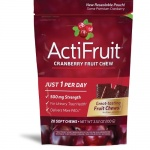 Enzymatic Therapy Actifruit Cranberry Chew 20tb
