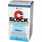 Absolute Nutrition C-Block Carb Blocker 90ct