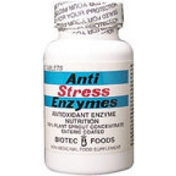 Biotec Anti Stress Enzymes 100 Tabs