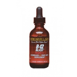 Bricker Labs B-12 (liquid) 2oz