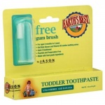 Earth's Best Baby Toddler Toothpaste 1.6oz