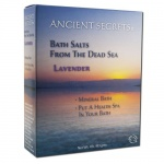 Ancient Secrets Bath Salt Lavender 16oz
