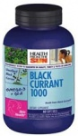 Health From The Sun Black Currant 1000 Mg 60 Sftgl