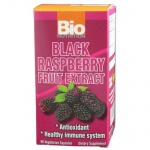 Bio Nutrition Black Raspberry Fruit Extract 60vc