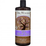 Dr. Woods Soap Black with Shea Butter 32oz