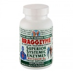 Bragg Foods Braggzyme Systemic Enzyme 120ct