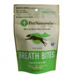 Pet Naturals Breath Bites For Dogs 21ct