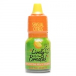 Lively Up Your Breath Breath Freshener Box Sensual Citrus 12/.27