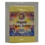 Earth Circle Organics Cacao Butter Bar Bali 16oz