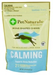 Pet Naturals Calming for Medium & Large Dogs 21ct