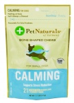 Pet Naturals Calming For Small Dogs 21ct
