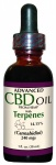 CBD Hemp Oil with Terpenes 240mg 1 oz