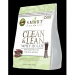 Smart Organics Clean & Lean Whey Isolate 798gr