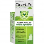 Medinatura Clearlife Allergy Tab 100ct