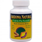 Arizona Natural Cold & Flu Formula 60ct