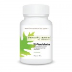 Foodscience Dl-Phenylalanine 60ct