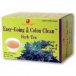Health King Teas Easy Going & Colon Clean 20bags