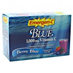 EMERGEN-C BERRY BLUE 30/PK