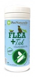 Pet Naturals Flea & Tick Repell Wipes 60ct