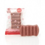 My Konjac Sponge French Red Clay Body 1ea