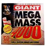 GIANT MEGA MASS 4000 (2 Flavors to choose) 9 lbs
