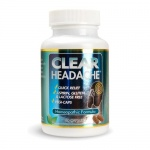 Clear Products Clear Headache 60 Caps