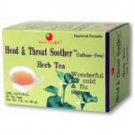 Health King Teas Head & Throat Soother 20 Bags