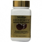 Naturally Vitamins Hep-Forte 200ct