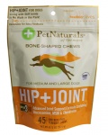 Pet Naturals Hip & Joint For Large Dog 45ct
