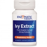 Enzymatic Therapy Ivy Extract 90tb