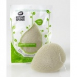 My Konjac Sponge French Green Clay Facial 1ea