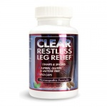 Clear Products Restless Leg Relief 60cp