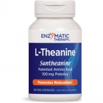 Enzymatic Therapy L-Theanine 60vc