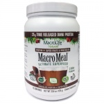 MacroLife Naturals Macromeal Omni Chocolate 15 Servings 23.8oz