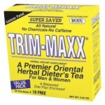 Body Breakthrough Trim-Maxx Lemon Twist 70ct