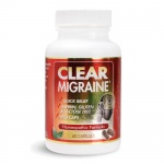 Clear Products Clear Migraine 60 Caps