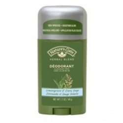 Deodorant Stick Herbal Blend Lemongrass & Clary Sage 1.7oz