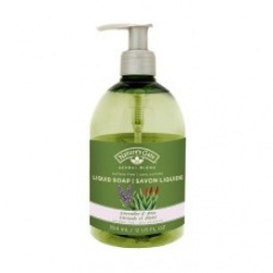 Liquid Soap Herbal Blend Lavender & Aloe 12oz