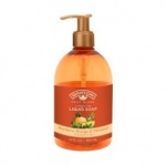 Liquid Soap Fruit Blend Mandarin Orange & Patchouli 12oz