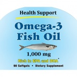 Health Support Omega-3 Fish Oil 90sg