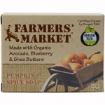 Farmers Market Bar Soap Pumpkin Spice 5.5oz