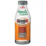 Herbal Clean Q Carbo Orange 16oz