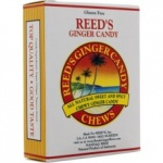 Reed's Ginger Chews 2oz