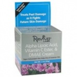 Reviva Alpha Lipoic Night Cream 2oz